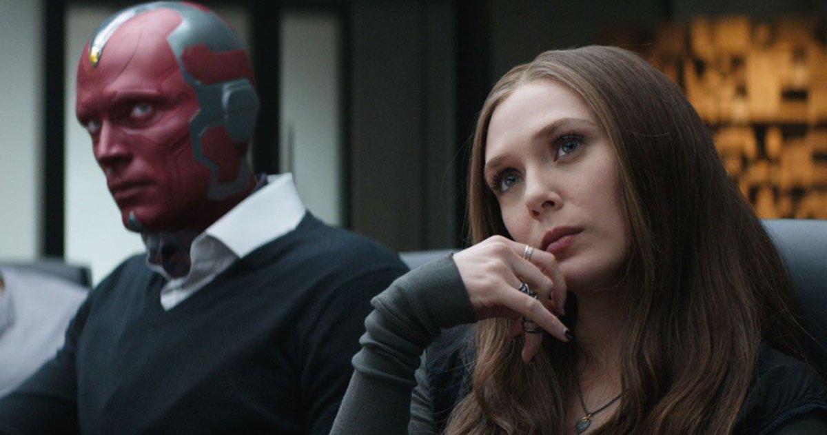 Wandavision A été Inspiré Par Une Scène Dans Avengers: Infinity