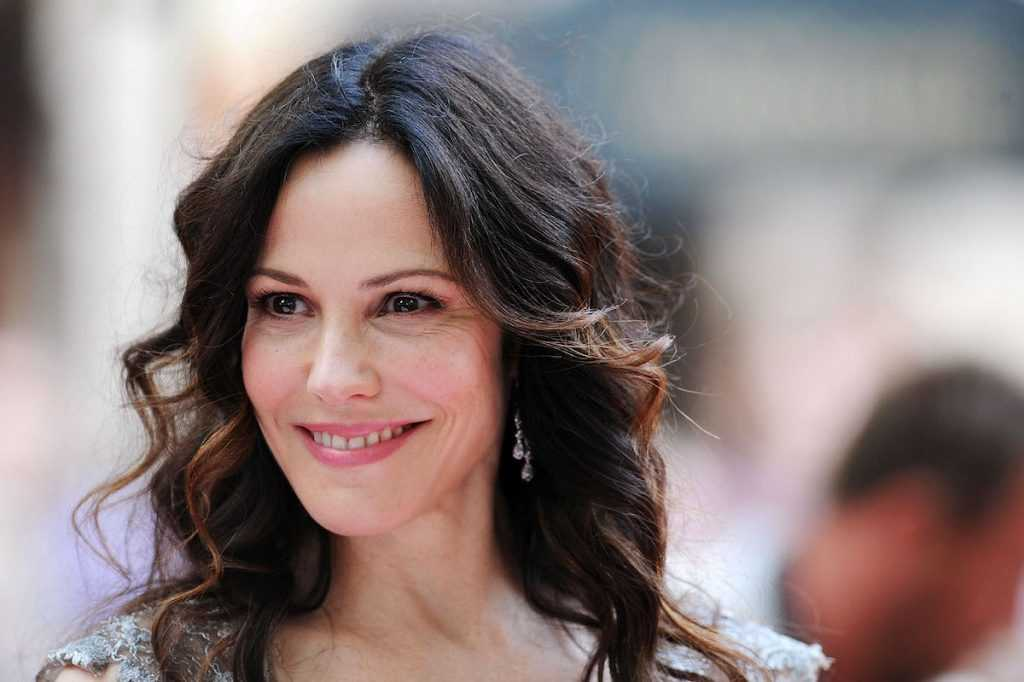Mary-Louise Parker attends the European Premiere of Red 2 at Empire Leicester Square on July 22, 2013 in London, England