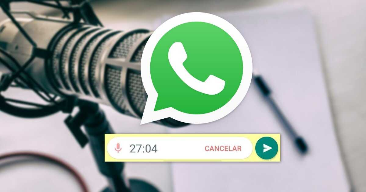 Podcast WhatsApp