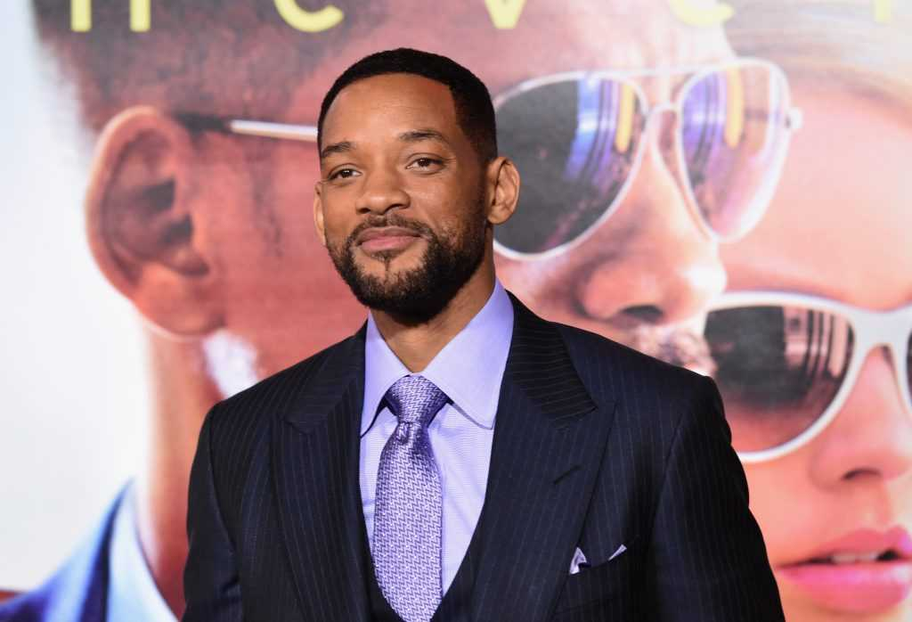 Will Smith in 2015