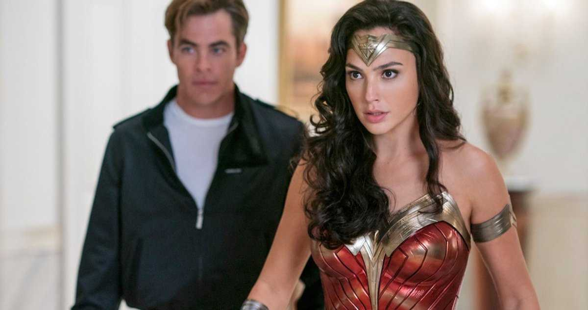 Wonder Woman 1984 A Un Camée Blink And Miss Du Film Original