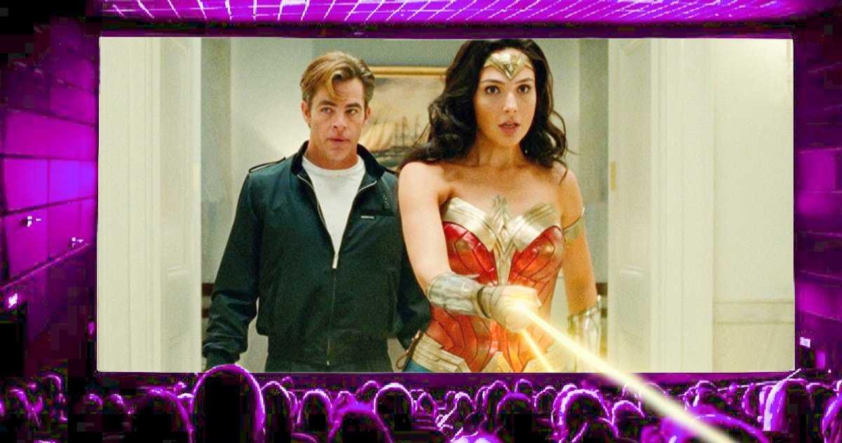 Wonder Woman 1984 Ouvre Seulement Dans 40% Des Cinémas Américains