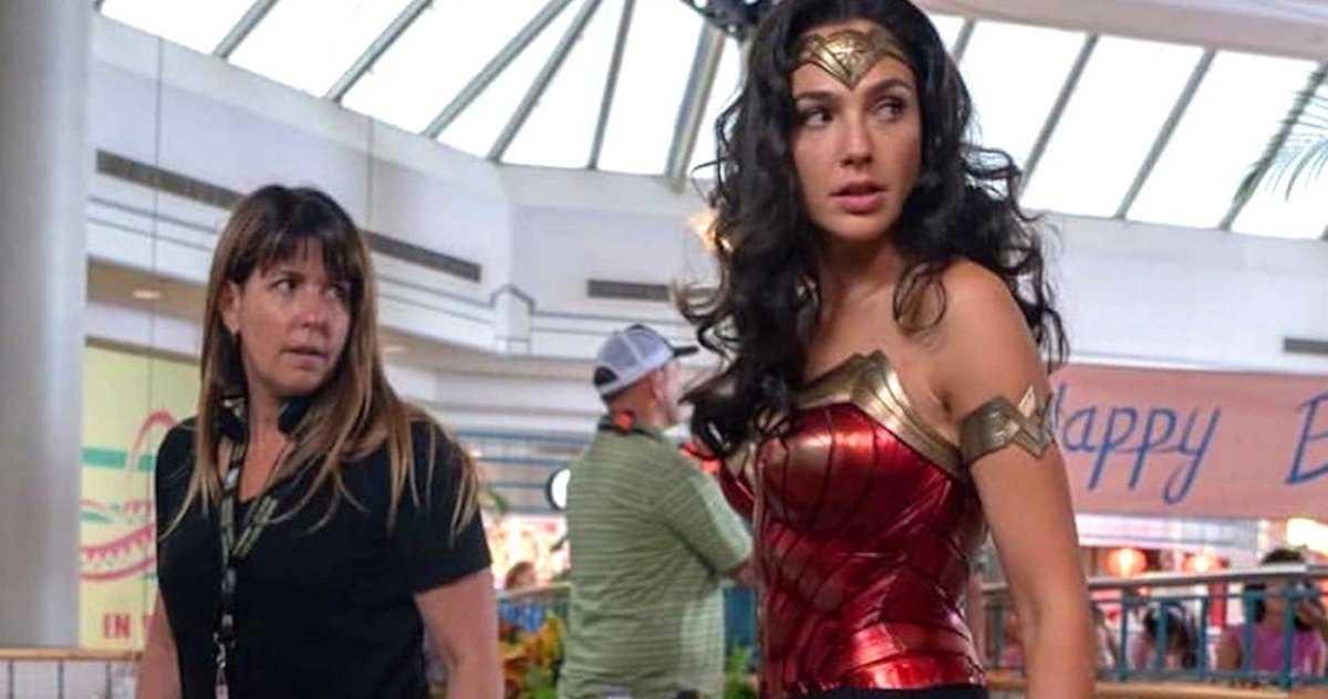 Wonder Woman 1984 Réalisatrice Presque Perdue Patty Jenkins En Raison