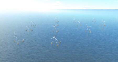 Plateforme éolienne X1