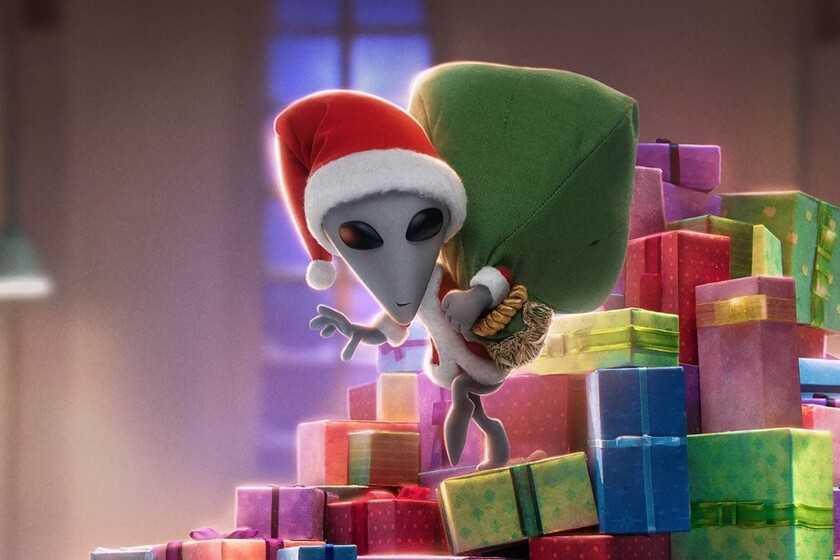 `` Xtraterrestrial Christmas '': une version de `` The Grinch '' en stop-motion de science-fiction, aux mains des créateurs de `` Killer Klowns ''