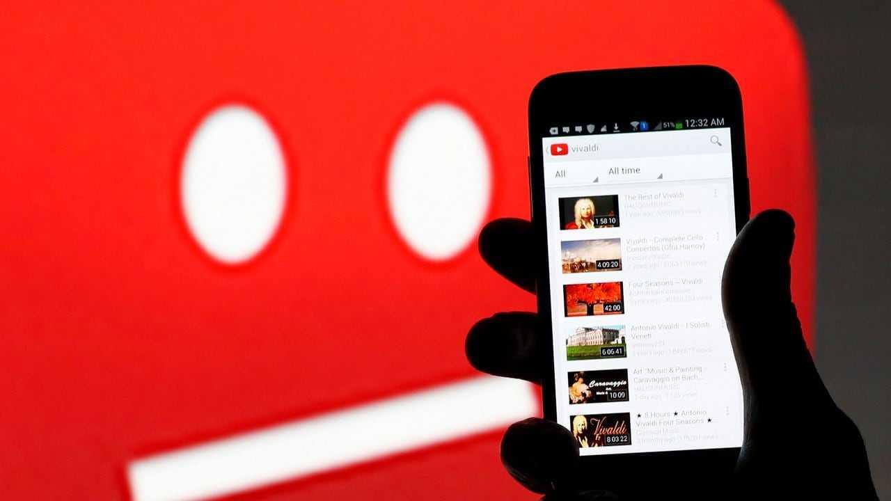 Youtube, Gmail Et La Recherche Google Sont Maintenant De Retour