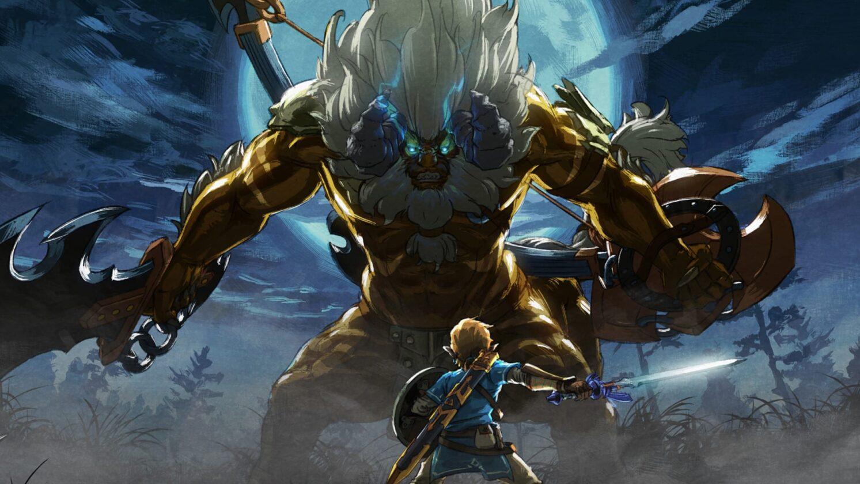 Zelda: Breath Of The Wild Nouveau Jeu + Démarrage,