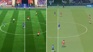 Fifa 21 Vs Fifa 17