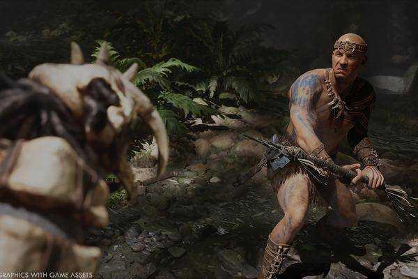 """""""ark: Survival Evolved"""" Obtient Une Suite Avec Vin Diesel"""