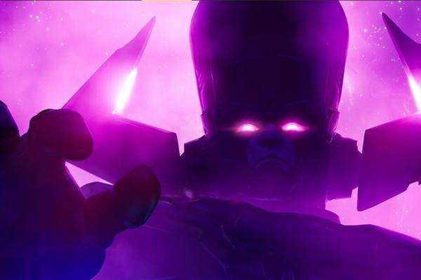 """""""fortnite"""": C'est à Quel Point L'événement Galactus était épique à"""