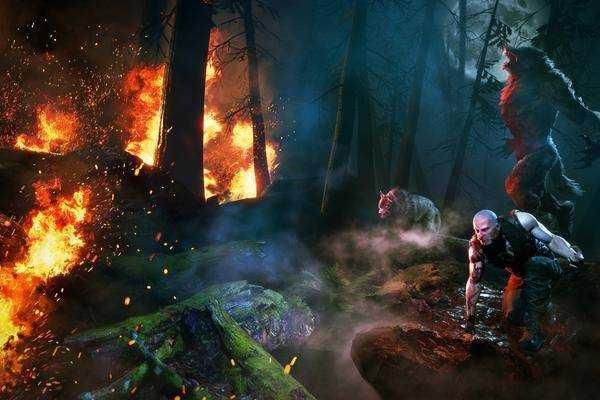 """""""loup Garou: L'apocalypse Earthblood"""" Montre Un Nouveau Gameplay"""
