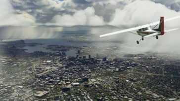 """""""microsoft Flight Simulator"""": La Mise à Jour Vr Est Là"""