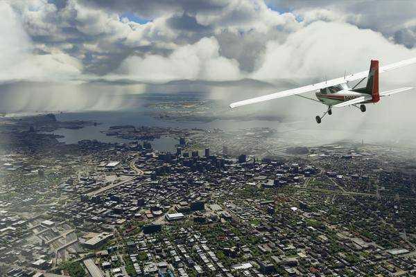 Voilà comment jouer à Flight Simulator… en VR !