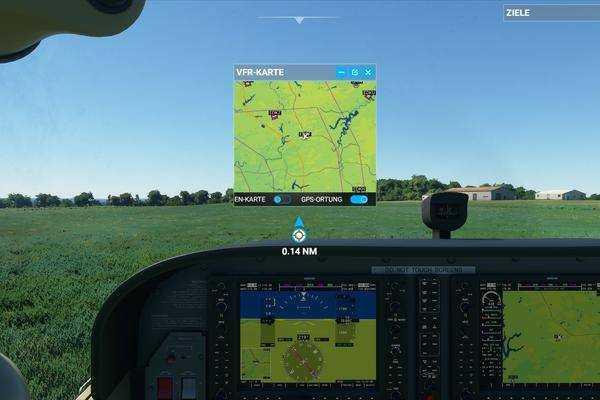"""""""microsoft Flight Simulator"""": Le Mode Vr Arrive En Décembre"""