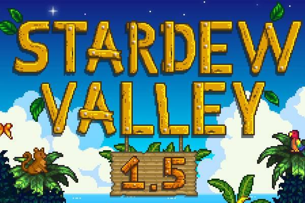"""""""stardew Valley"""" Update Apporte La Coopération En écran Partagé Et Bien"""