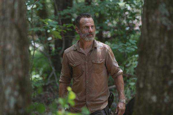 """""""les Morts Qui Marchent"""": Le Retour De Rick Grimes Attendu"""