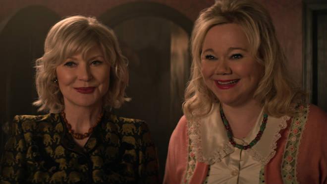 La tante Zelda et la tante Hilda originales apparaissent dans le cadre de The Endless dans CAOS Part 4