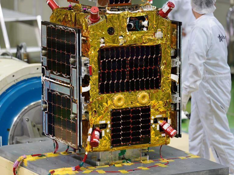 La mission ELSA-d d'Astroscale sera lancée en mars 2021 pour tester la technologie de suppression des déchets spatiaux.