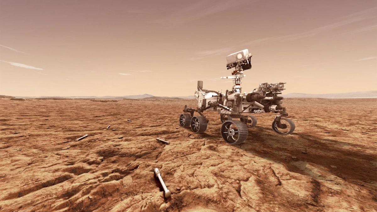 Voici Les Missions Spatiales à Surveiller En 2021