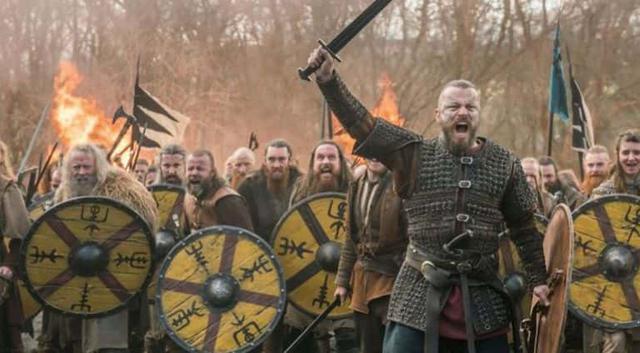 """""""Vikings: Valhalla"""" aura plus de guerres et de sang que son prédécesseur (Photo: Histoire)"""