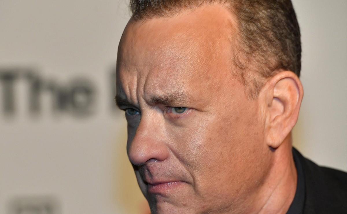 Tom Hanks montre son look dans le prochain film 'Elvis'