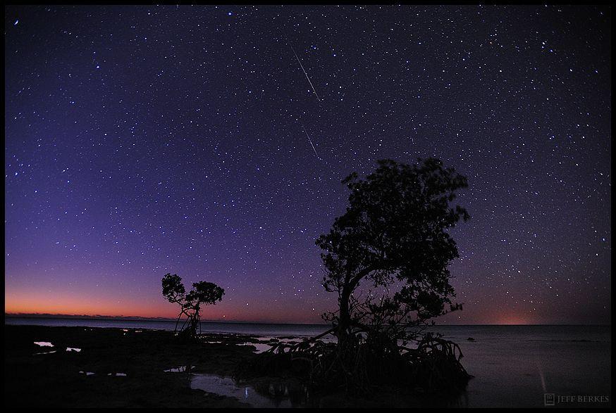 Quadrantid Meteor Shower 2021: Quand, Où Et Comment Le Voir