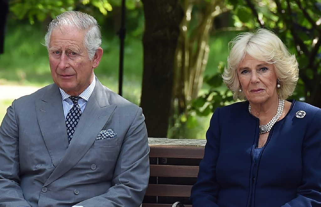 Prince Charles et Camilla Parker Bowles