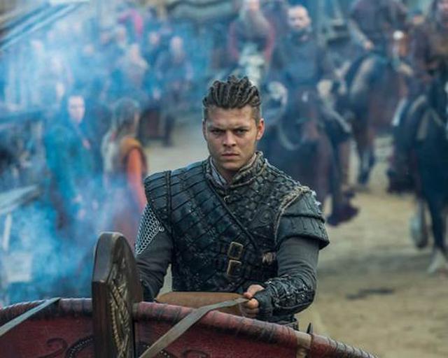 Ivar le désossé avait une maladie osseuse (Photo: Netflix)