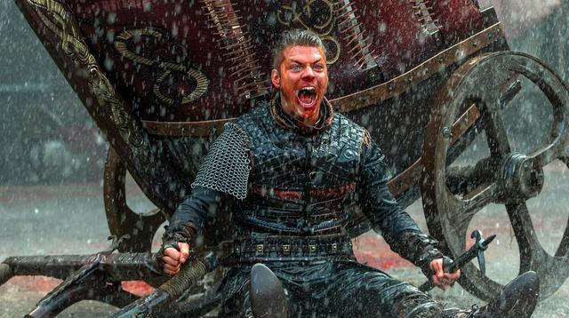 Ivar a eu une fin inattendue par les fans de la série (Photo: netflix)