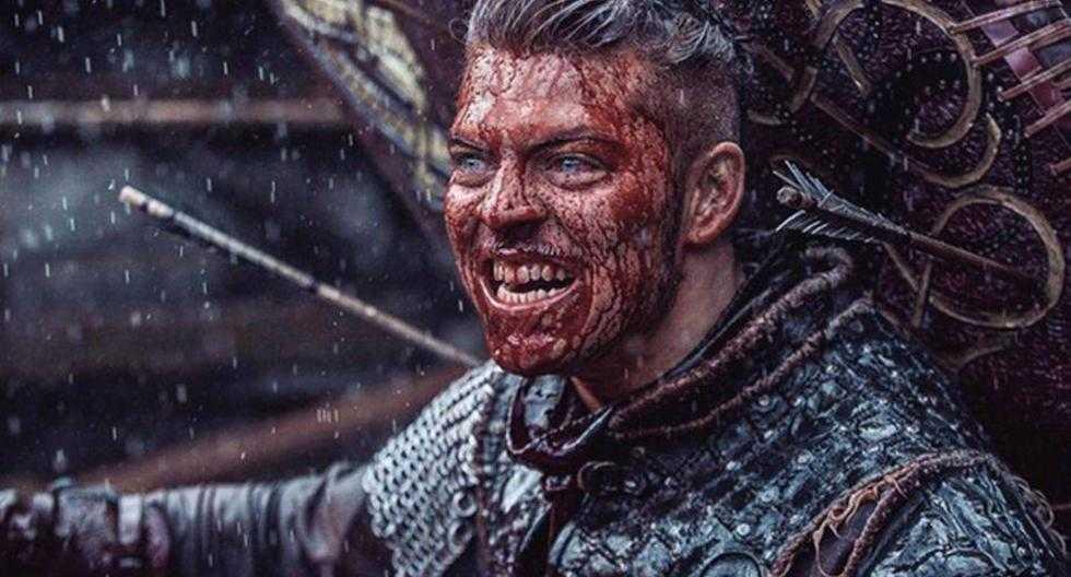 """""""Vikings"""": la mort d'Ivar le Désossé, selon Alex Høgh Andersen"""