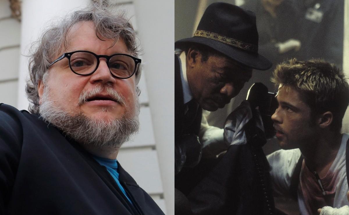 Guillermo Del Toro et pourquoi il n'a pas réalisé 'Se7en'
