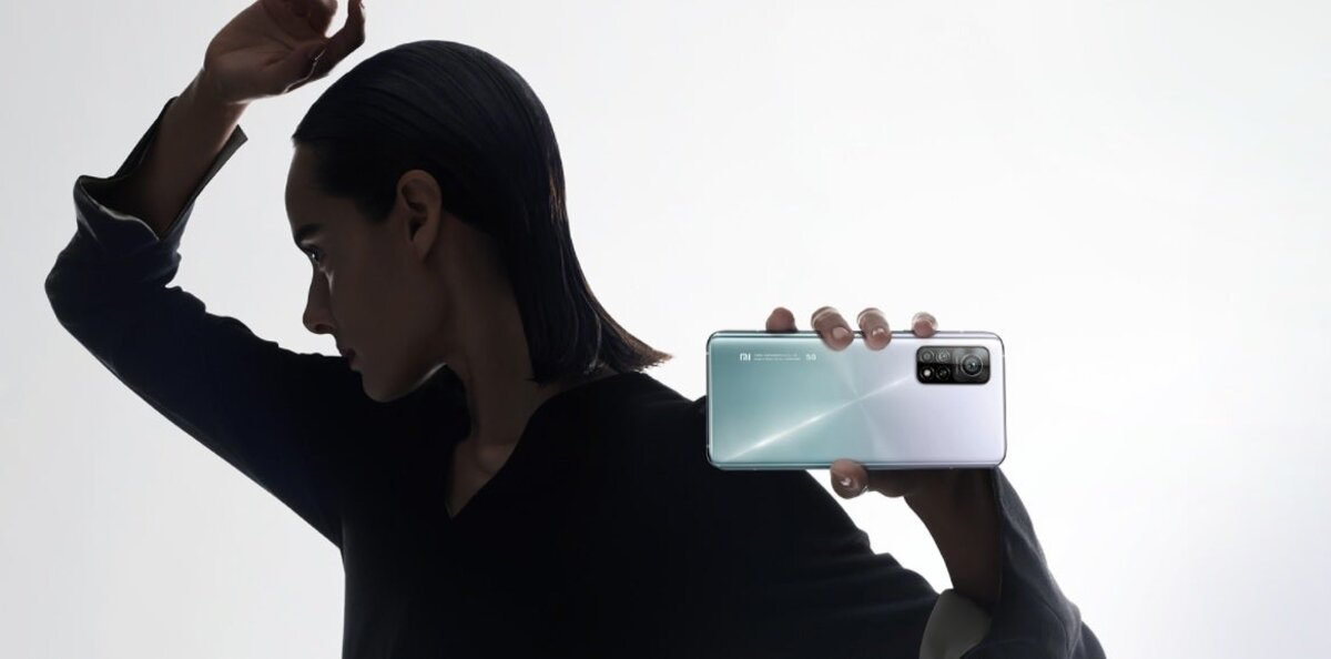 Xiaomi Mi 10T Pro bleu aurore