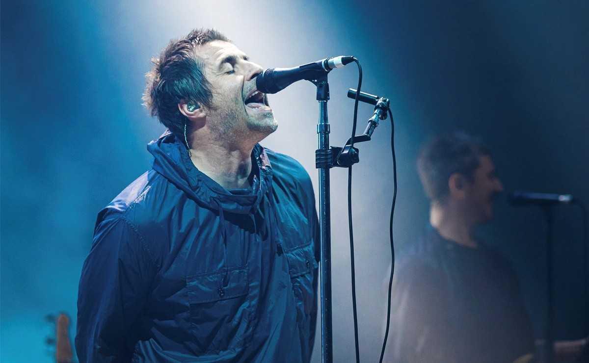 Liam Gallagher fait allusion à la réunion d'Oasis dans le message du nouvel an
