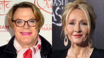 'je Ne Pense Pas Que Jk Rowling Soit Transphobe'