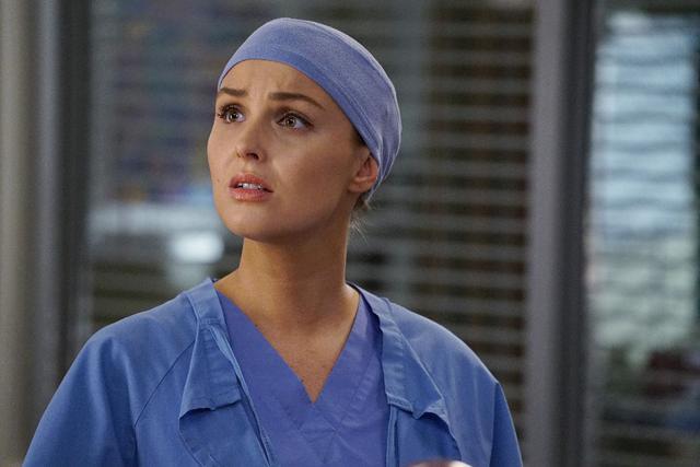 """Après Alex Karev, ce qui attend Jo Wilson dans """"L'anatomie de Grey""""?  (Photo: ABC)"""