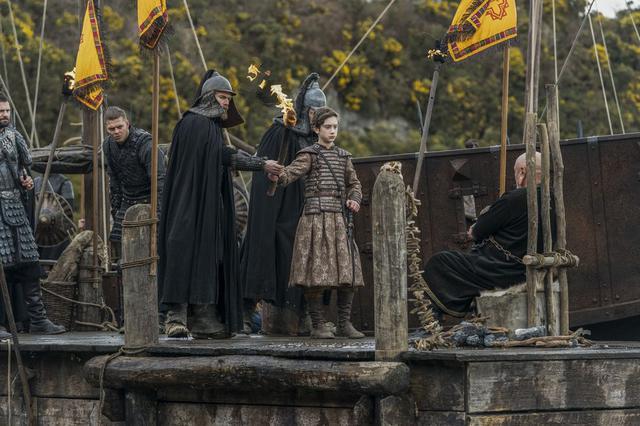 """Bjorn Ironside est décédé à """"Vikings"""" (Photo: Histoire)"""
