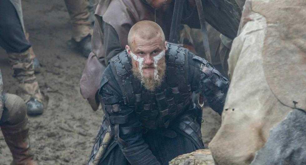"""""""Vikings"""": Qu'est-il arrivé à Bjorn Ironside?  C'était l'opinion de son acteur Alexander Ludwig"""