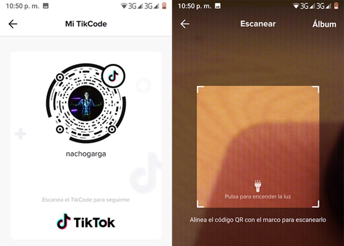 Ainsi, vous pouvez trouver quelqu'un sur TikTok sans nom grâce à son code QR