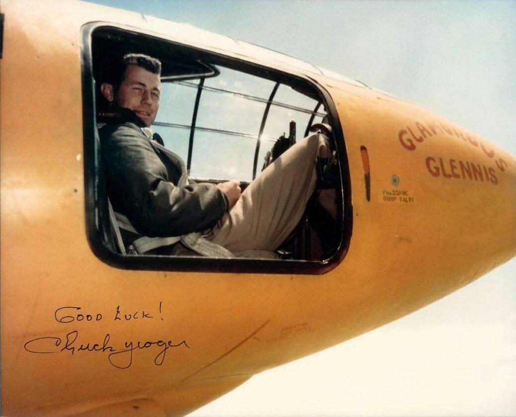 Chuck Yeager était Une Idée Hollywoodienne D'un Pilote D'essai Courageux