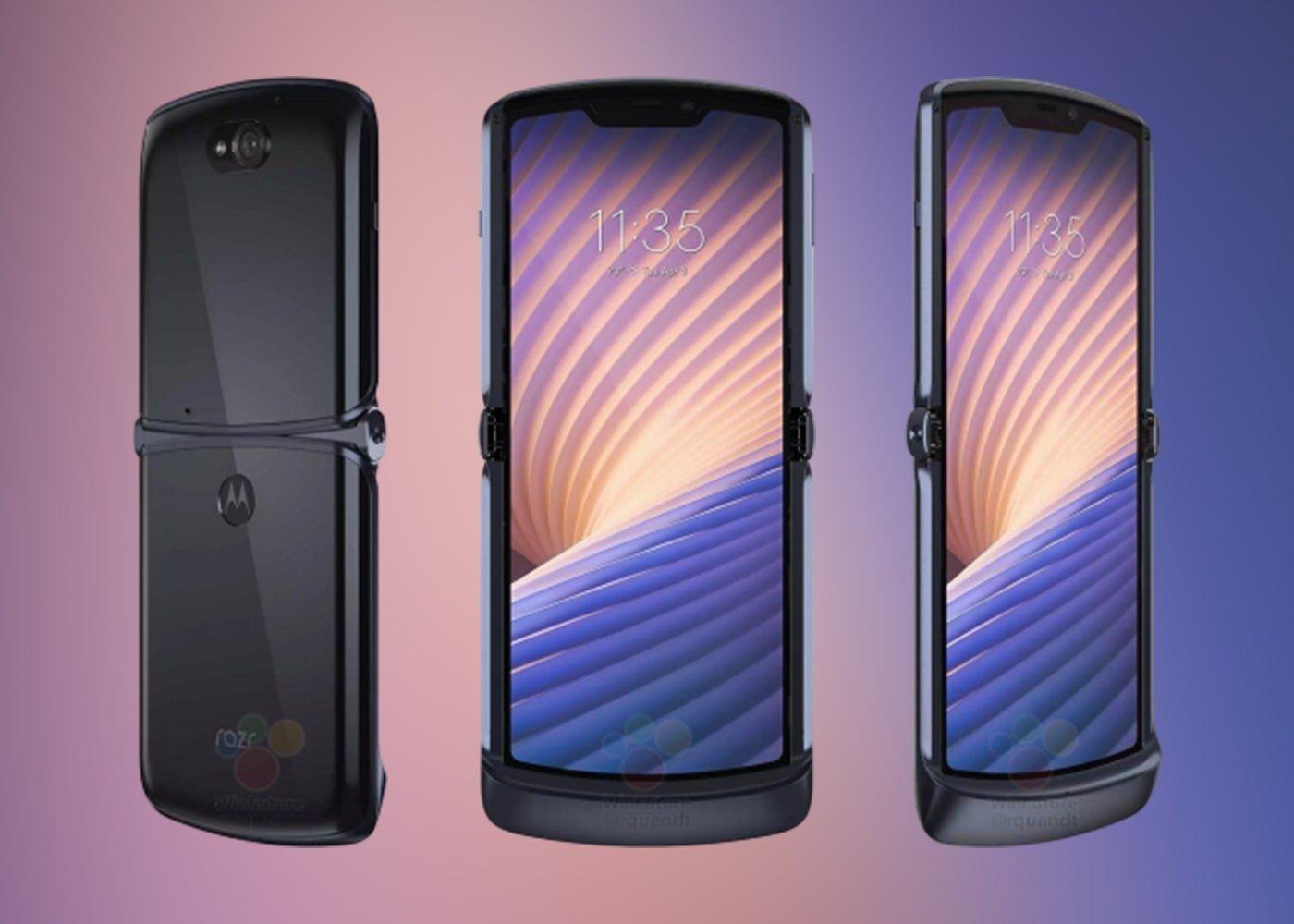 Motorola RAZR 5G 2020