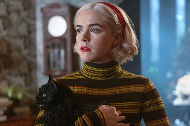 L'actrice qui a joué Sabrina n'était pas satisfaite de la fin du protagoniste.  (Photo: Netflix)