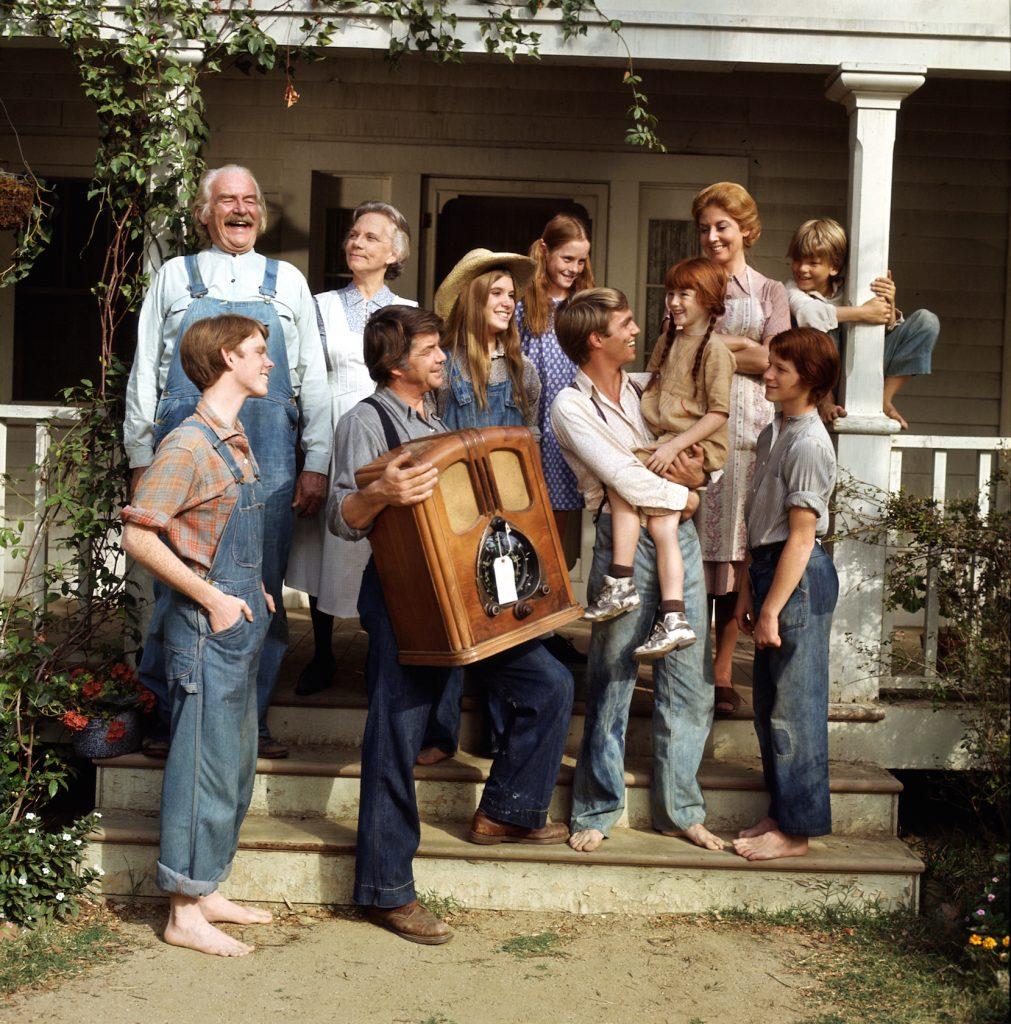 Le casting de `` The Waltons ''