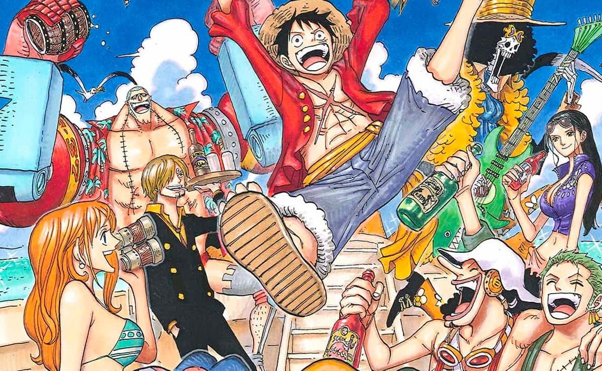 """Le créateur de """"One Piece"""" écrit un message émouvant après le chapitre 1000"""