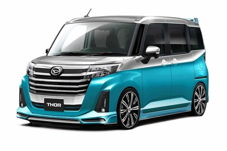 Daihatsu Thor Premium View avec composants D-Sport
