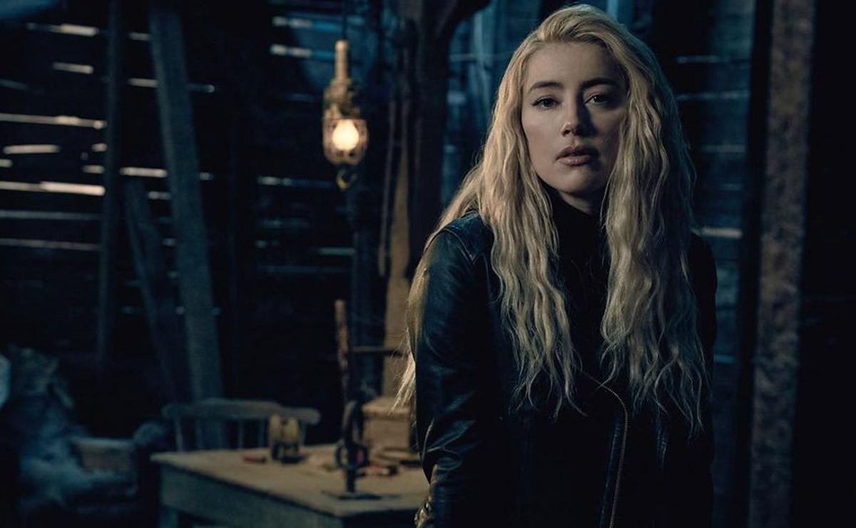 La série 'The Stand' est sabotée par la présence d'Amber Heard