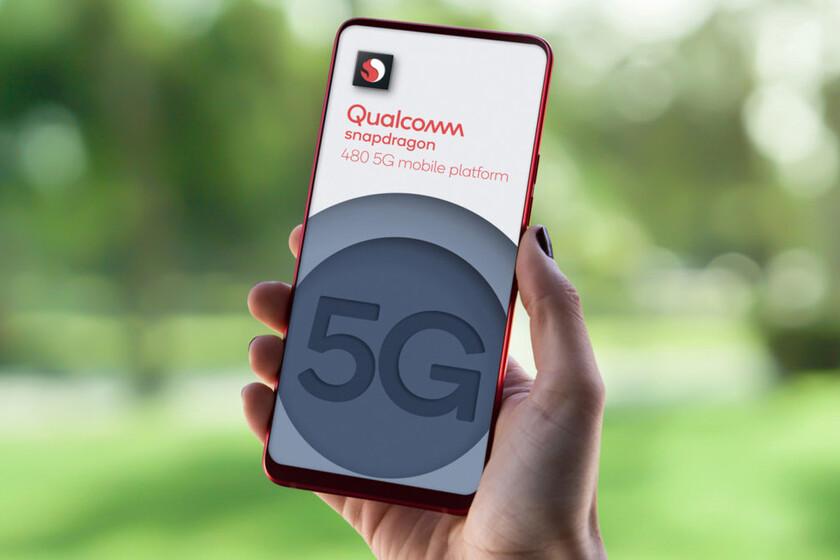 Qualcomm Snapdragon 480: le processeur d'entrée de gamme qui veut tenir la promesse de la 5G à tous les prix