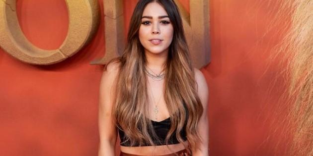 Televisa a opposé son veto à Danna Paola et c'est ainsi que ses fans ont réagi
