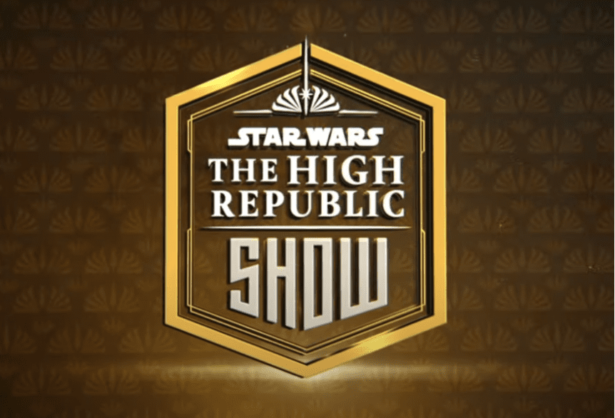 Star Wars: The High Republic Obtient Une Nouvelle émission Youtube