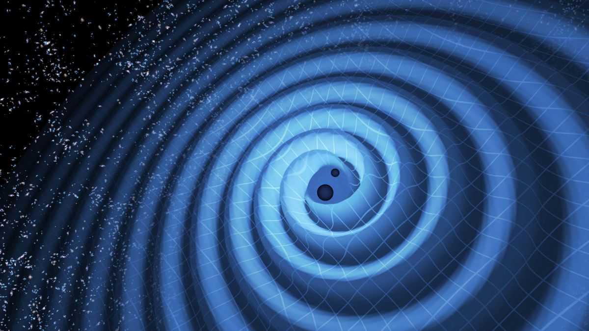 Une Transition De Phase Holographique Dans L'univers Primitif A T Elle Libéré
