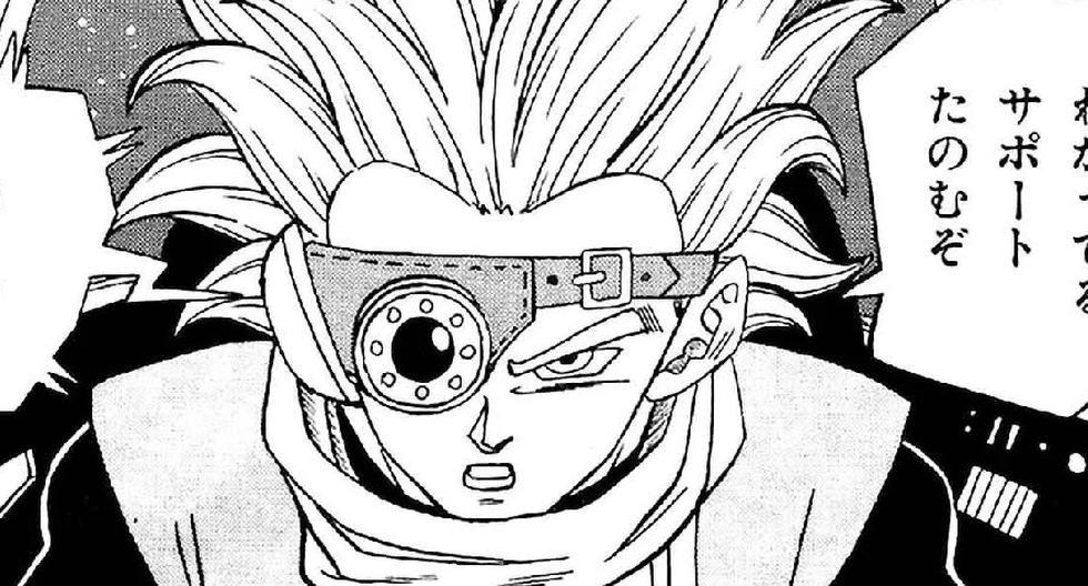 """""""Dragon Ball Super"""", Granola: ce que nous savons jusqu'à présent sur le nouveau méchant"""